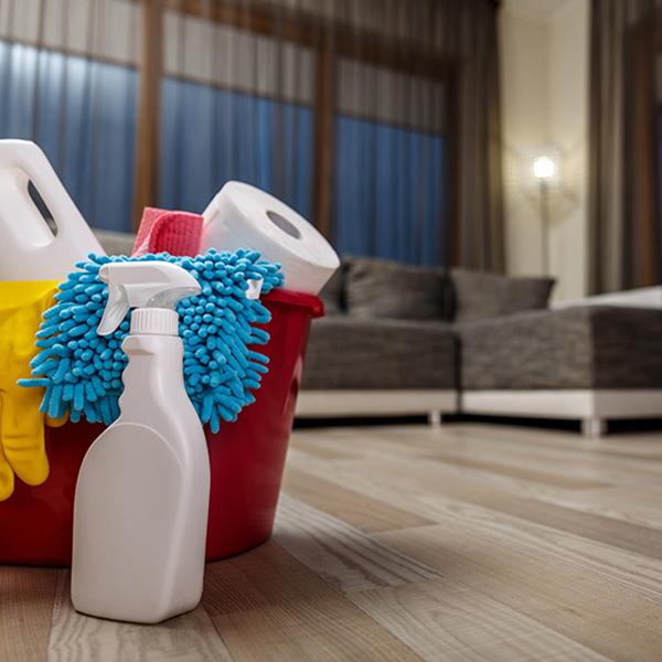 bio hazard clean
